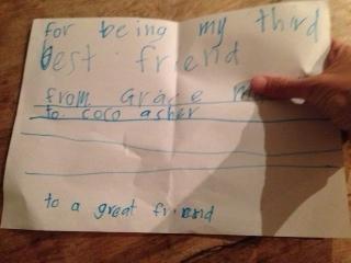 Third best letter
