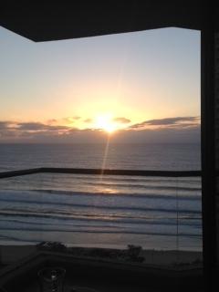 QT sunrise