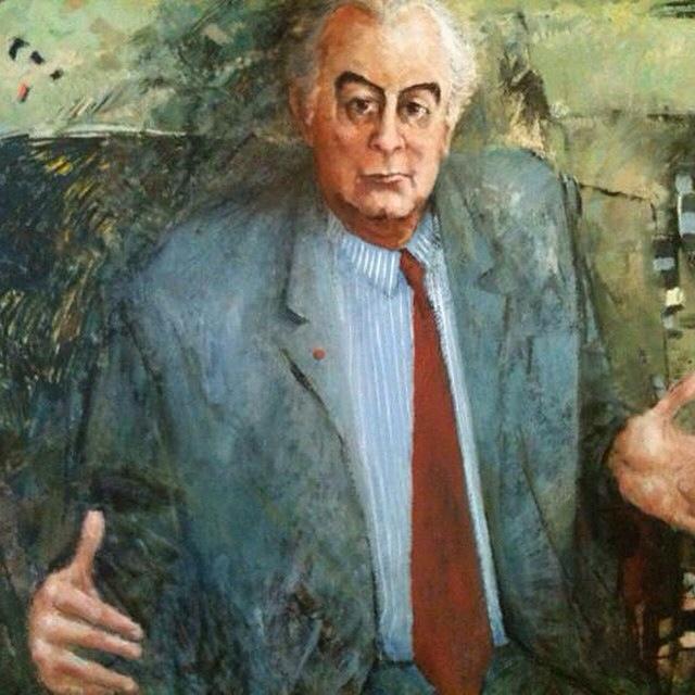 Gough Whitlam Archibald portrain