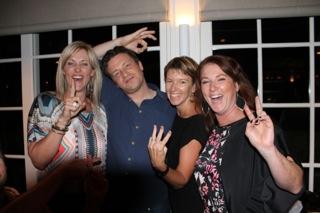 Jamie, Carlsy, Jo and I