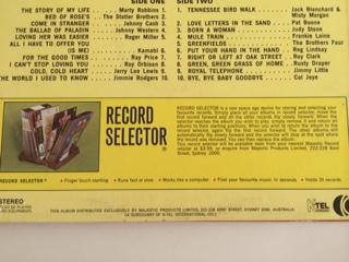 Record selector