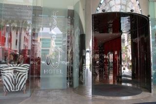 Emporium front door
