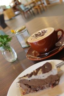 sunspace coffee and cake