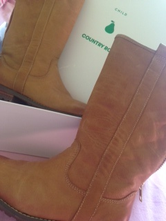 CR boots