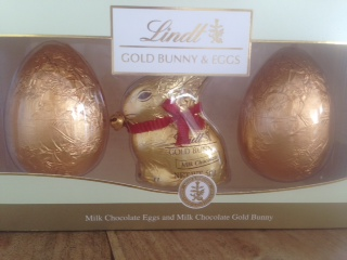 Easter eggs from Nadine