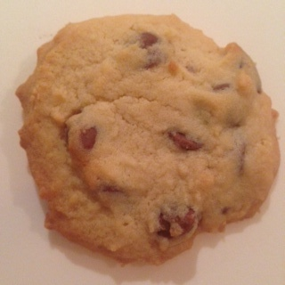 Choc chip biscuit
