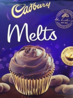 Cadbury melts