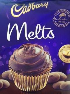 Cadbury melts