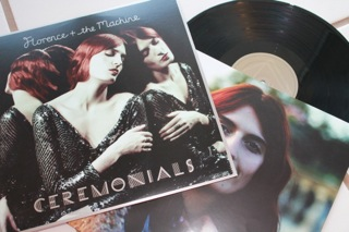 Florence and the Machine record