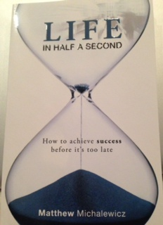 Life in half a second book