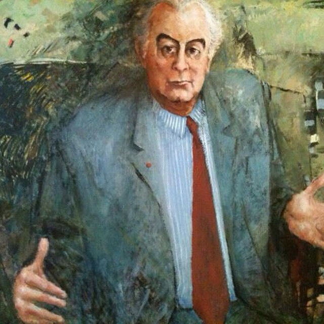Gough Whitlam Archibald portrain