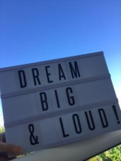 Dream lightbox